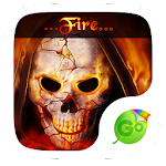 Fire Soul GO Keyboard Theme 1.85.5.81 Apk