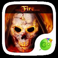 Fire Soul GO Keyboard Theme 4.178.100.85