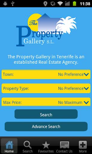 玩免費生活APP|下載The Property Gallery app不用錢|硬是要APP