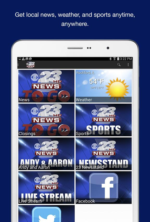 23 News to Go- screenshot