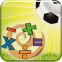 Soccer Math Game icon