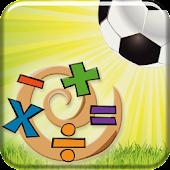 Soccer Math Game