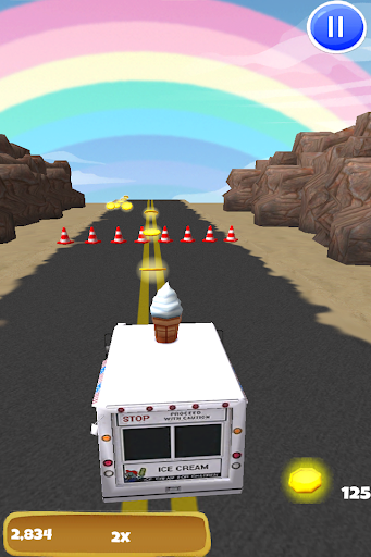 Ice Cream Truck Race
