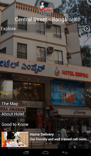 Hotel Empire - Central Street