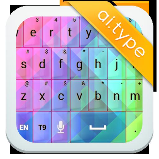 A.I.Typeテーマ抽象的な色א 個人化 App LOGO-硬是要APP