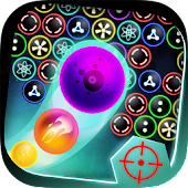 Bubble Shooter: Galaxy Defense