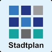 Stadtplan Flensburg