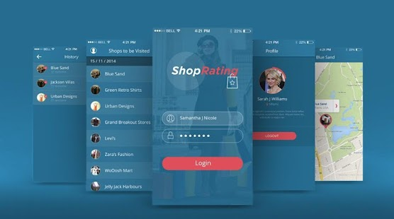 ShopRating- screenshot thumbnail