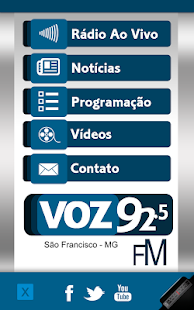 Rádio Voz FM- screenshot thumbnail