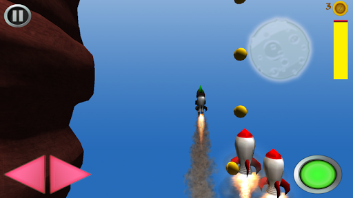 Zombie Mountain jetpack game