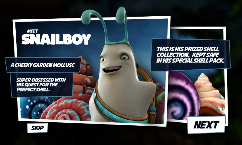 Snailboy- screenshot
