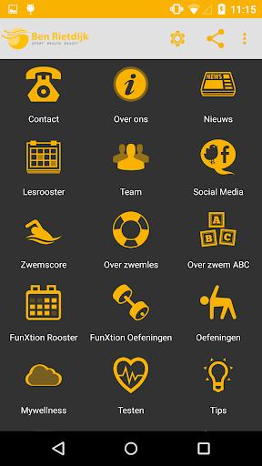 Ben Rietdijk Sport