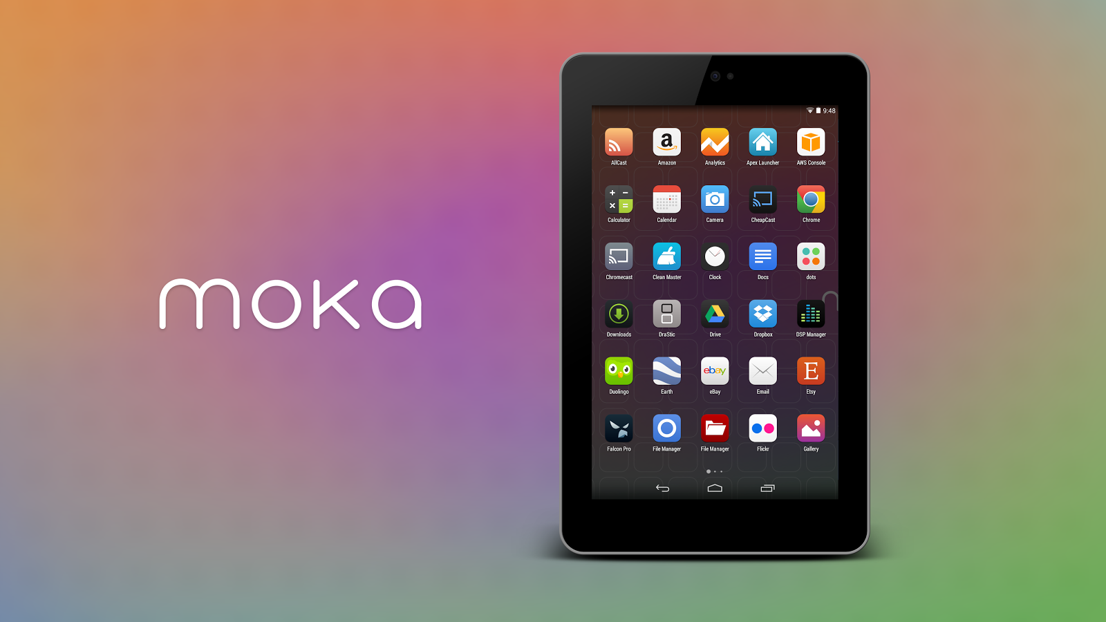 Moka for Android- screenshot