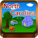 North Carolina Campgrounds icon