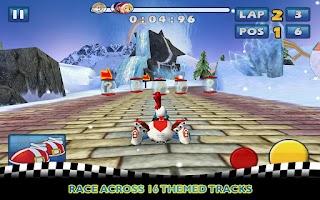 Screenshot of Sonic & SEGA All-Stars Racing
