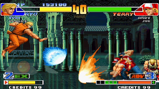 THE KING OF FIGHTERS '98 Screenshot 22