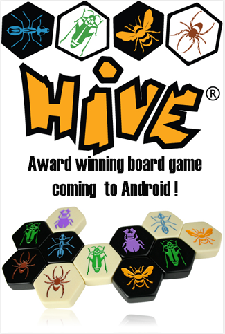 Hive™ - board game for two - screenshot