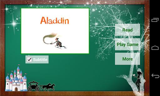 Aladdin - Fairy Tale Audiobook