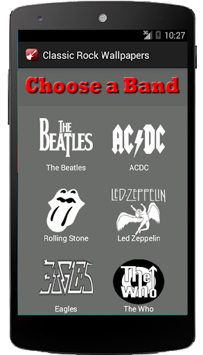 Classic Rock Wallpapers
