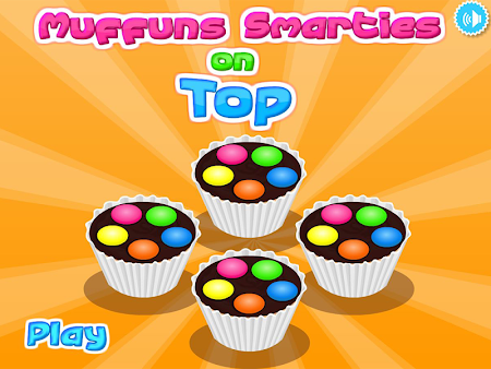 Muffins Smarties On Top 1.0.6 screenshot 684225