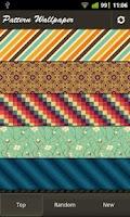Screenshot of Pattern Wallpapers (100,000++)