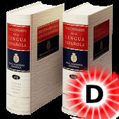 Diccionario Español RAE Donate