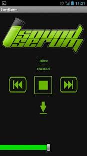 SoundSerum- screenshot thumbnail