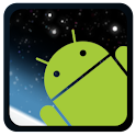 Droid in Space Live Wallpaper logo