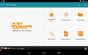 Movies Torrent - YTS 5.9   app screenshot