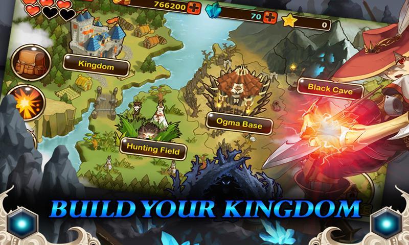 Kingdom & Dragons - screenshot