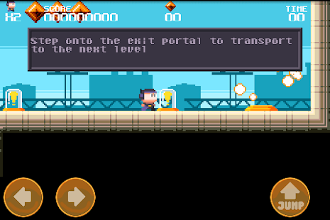 Meganoid Screenshot 10
