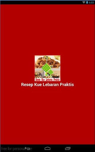 Resep Kue Lebaran Praktis