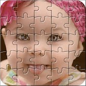 cute baby puzzle