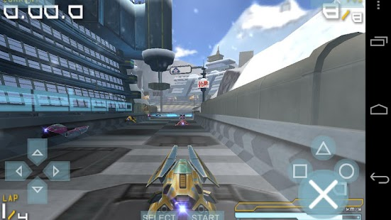 PPSSPP Gold - PSP emulator - screenshot thumbnail