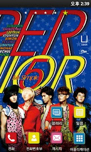 [SSKIN] Super Junior_Mr.Simple - screenshot thumbnail