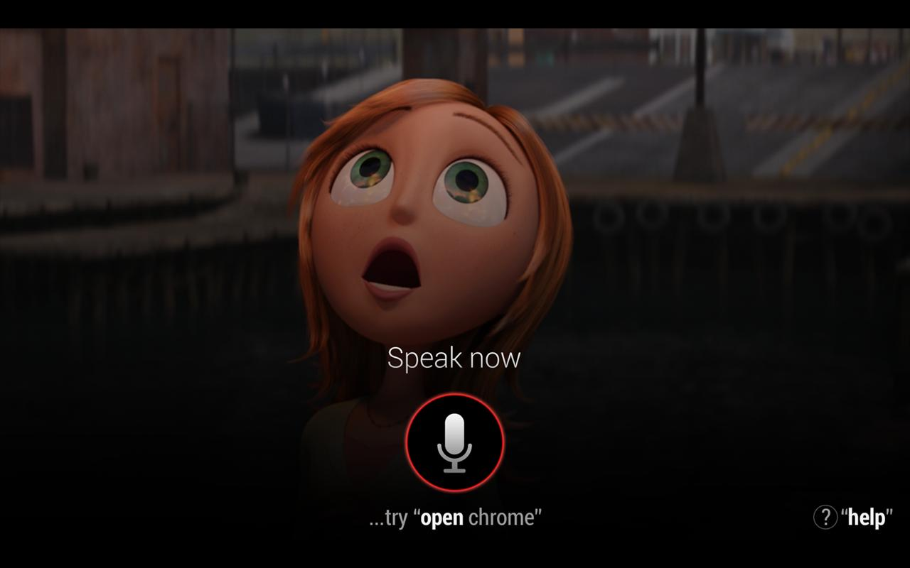Voice Search for TV - screenshot