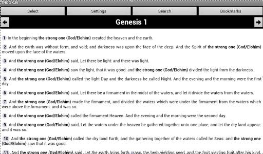 TNOG Bible KJV