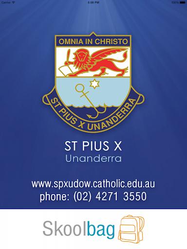 St Pius X Unanderra