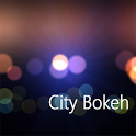 City Bokeh Free Live Wallpaper icon