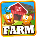 Happy Farmer: Stranded (Farm) icon