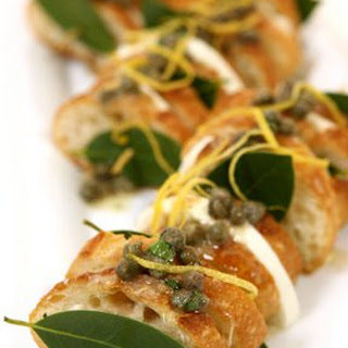 Skewered Bocconcini Sandwiches