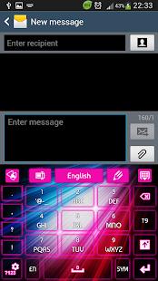 Barevný HD Keyboard - náhled