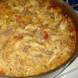 Beef and Pasta Bake Recipe