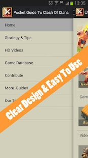 Clash Of Clans Pocket Guide