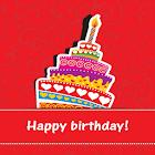 Birthday Card Maker icon