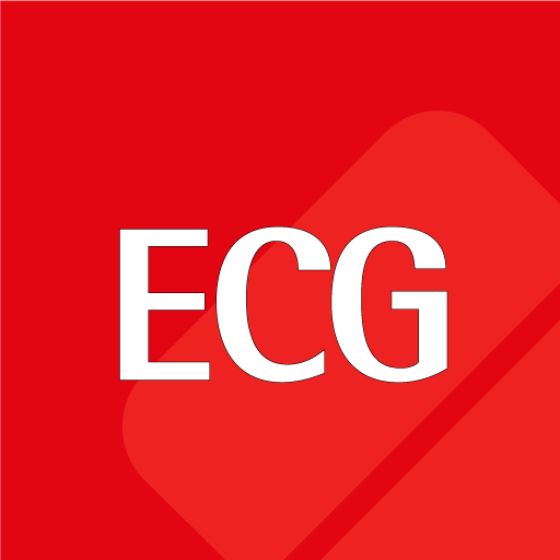 ECG pocketcards LOGO-APP點子