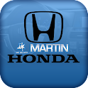 Martin Honda logo