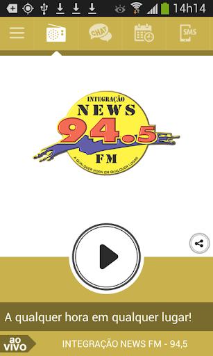 Integração News FM - 94 5