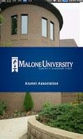 Screenshot of Malone University Crib Sheet