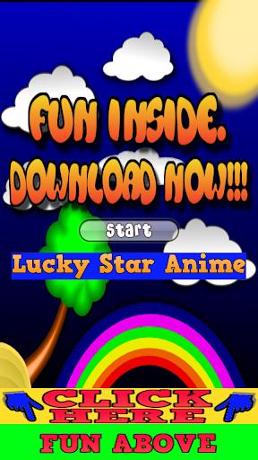 Lucky Star Anime